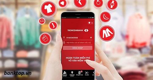 Đăng nhập ngân hàng Techcombank online