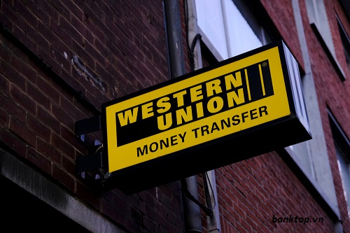 Địa điểm nhận tiền western union