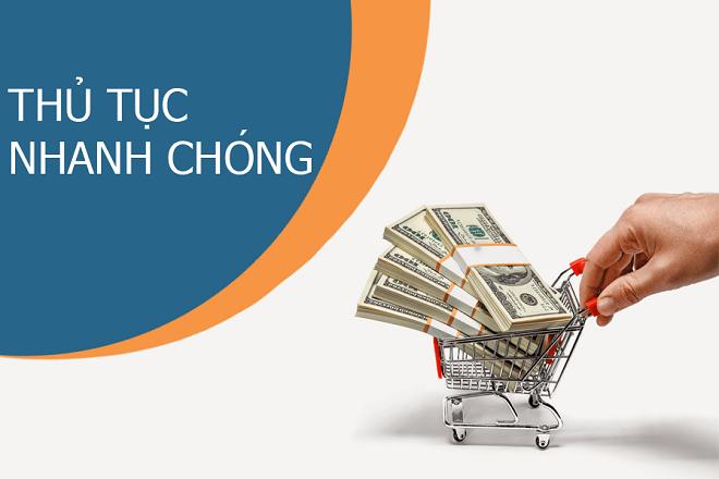 Vay tín chấp Vietcombank có nhiều ưu điểm