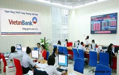 Ngân hàng VietinBank vay tín chấp
