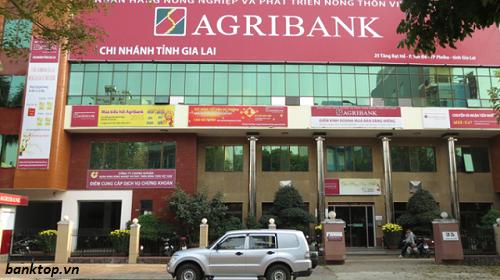 Cập nhật phí dịch vụ chuyển tiền tại Agribank