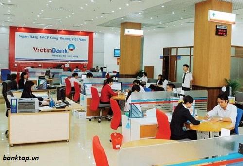 Ghi nhớ giờ làm việc của ngân hàng Vietinbank
