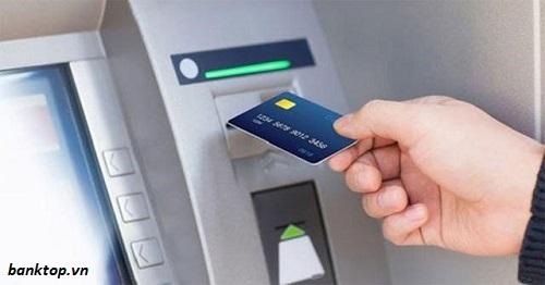 Kiểm tra số dư tài khoản vietinbank tại cây ATM