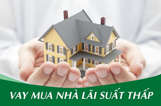 Vietcombank hỗ trợ vay mua nhà với lãi suất ưu đãi