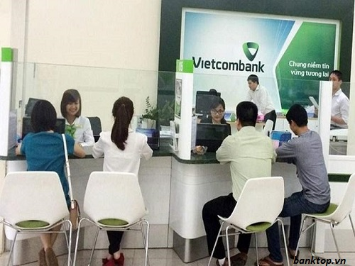 Lãi suất vay tín chấp Vietcombank