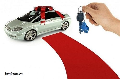 Vay mua xe ô tô