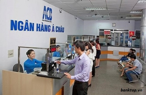 Vay tín chấp tại ngân hàng ACB