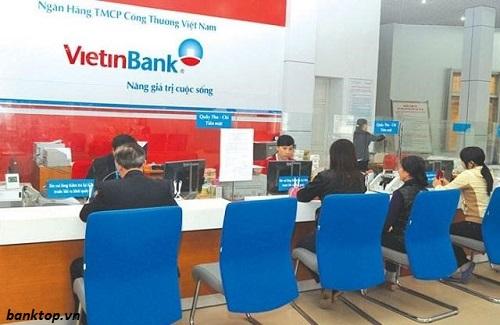 Lấy mật khẩu Ipay Vietinbank tại ngân hàng