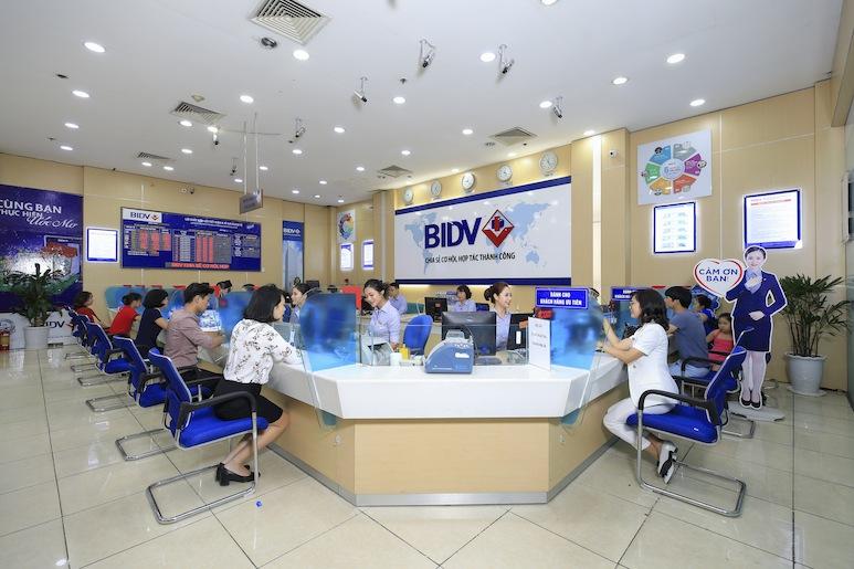 BIDV là một trong 4 ngân hàng lớn nhất Việt Nam