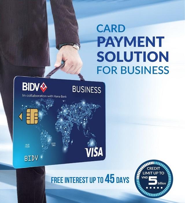 Thủ tục cần chuẩn bị để mở thẻ tín dụng BIDV gồm có 3 nhóm thủ tục chính