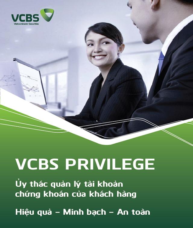VCBS có hệ thống hiện đại, bảo mật