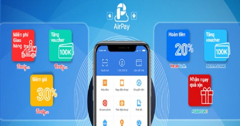 Ví điện tử Airpay