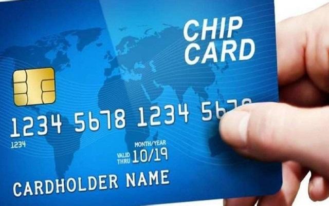 Số thẻ ATM lại được in trực tiếp trên mỗi chiếc thẻ ATM
