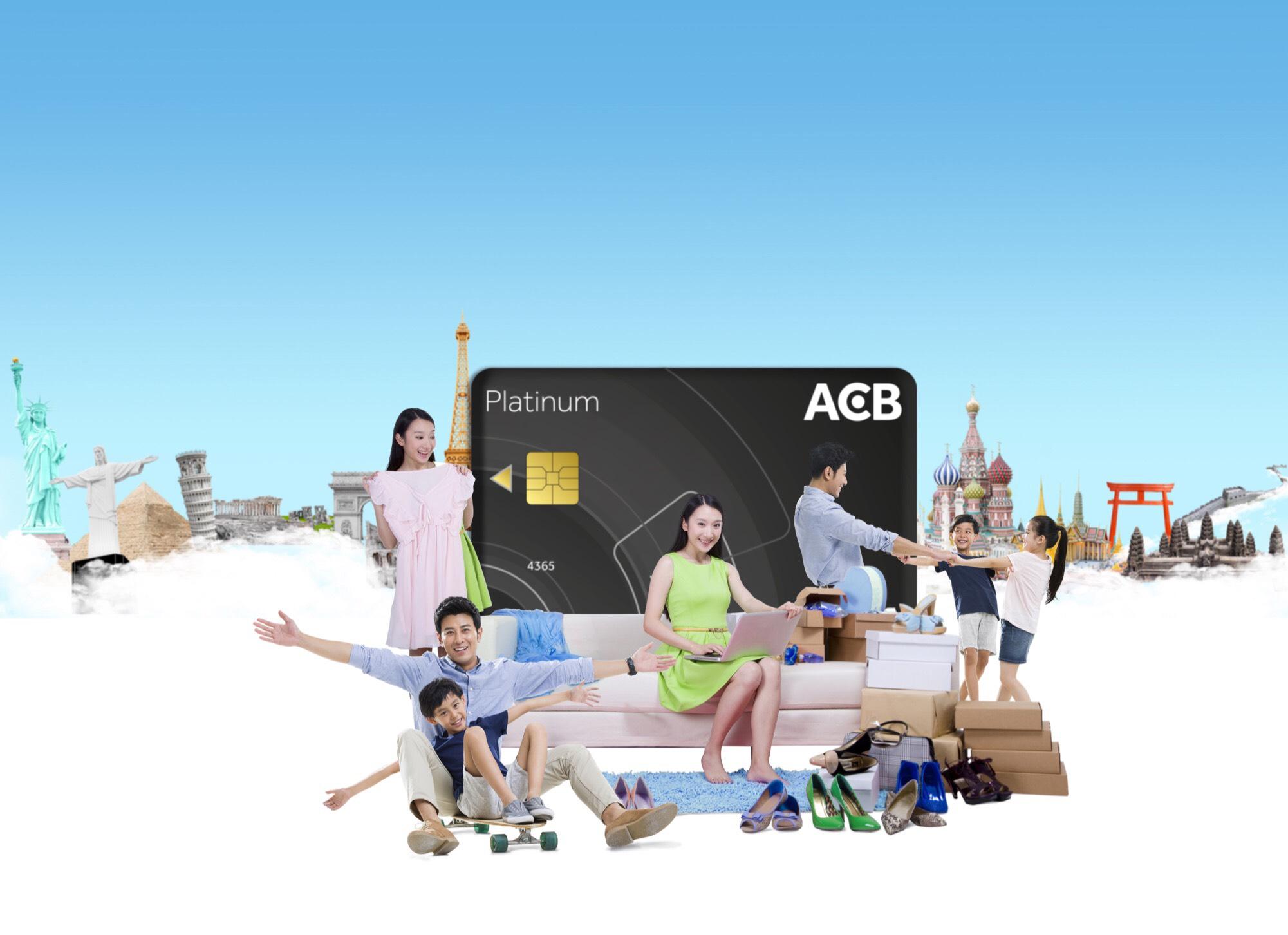 Cách đăng ký thẻ Visa ACB mới nhất