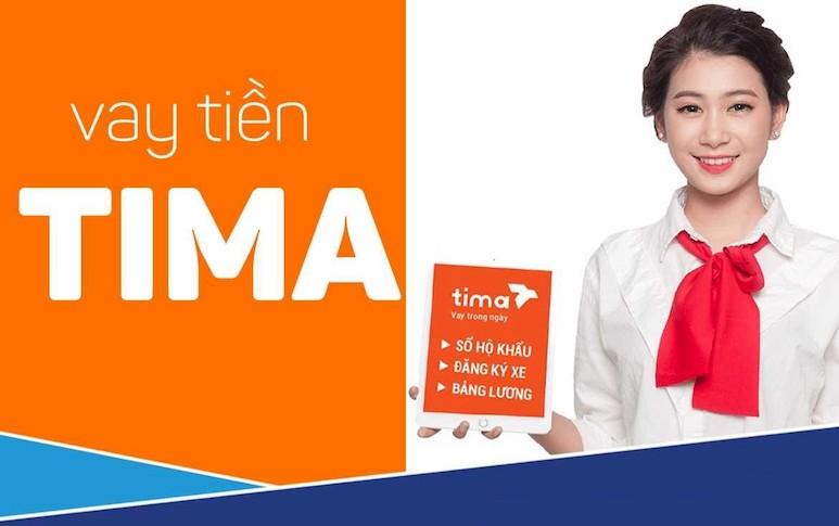 Vay tiền tại Tima có nhiều ưu điểm