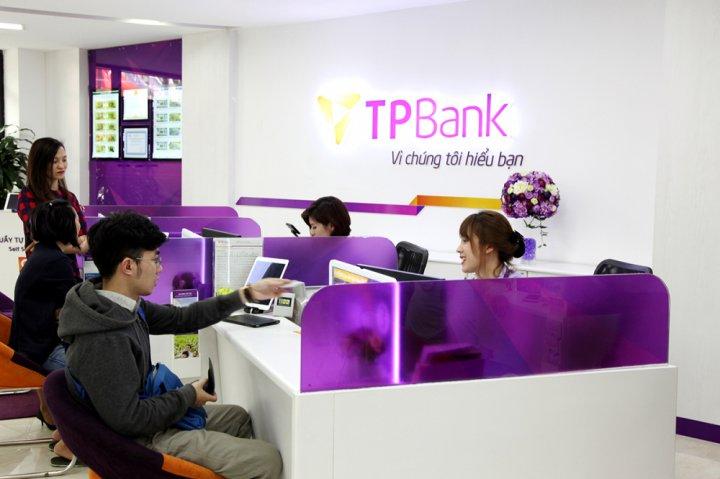 Vay tín chấp TPBank lãi suất thấp