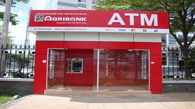 Kích hoạt thẻ ATM Agribank tại trụ ATM
