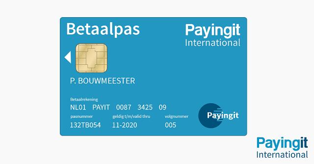 IBAN là gì? Hình minh họa thẻ giao dịch quốc tế có sử dụng IBAN.