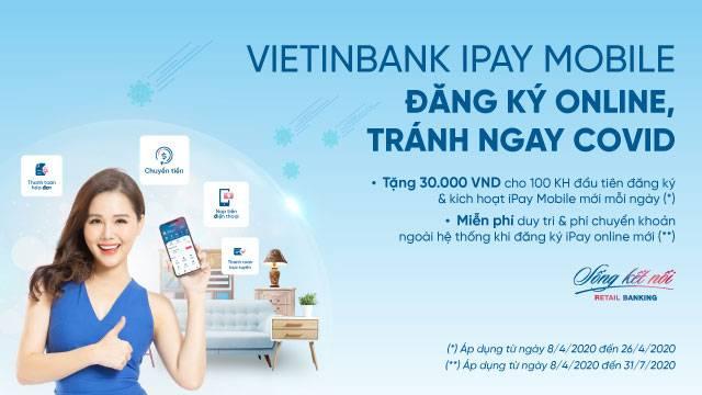 Internet Banking Vietinbank có nhiều chức năng hữu ích