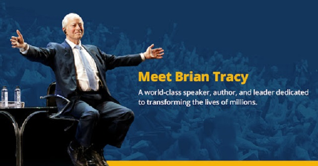 Sự nghiệp lừng lẫy của Brian Tracy