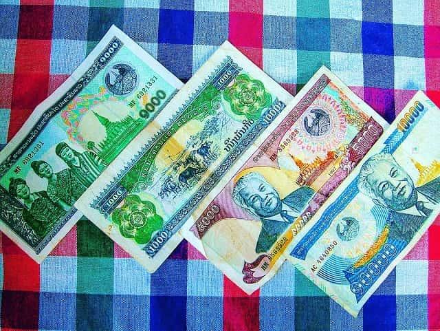Tiền Kíp Lào