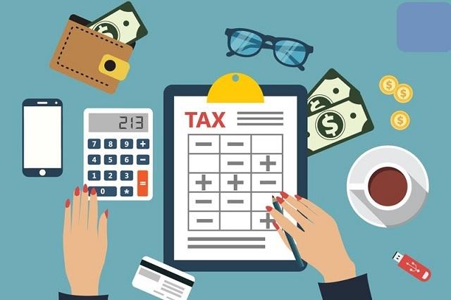 Tính toán thu nhập ròng theo công thức