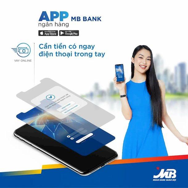 MB App là sự kết hợp hoàn hảo giữ ví điện tử và mobile banking