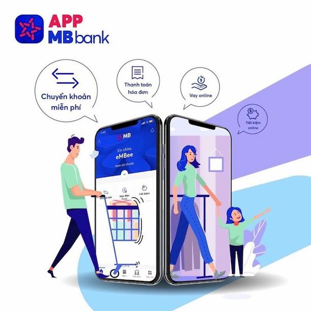 Tải ngay ứng dụng MB Bank có cơ hội nhận ngay 500k