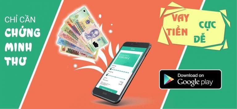 Cách đăng ký App Vay tiền dễ vay nhất