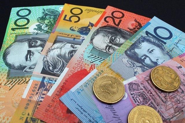 Các mệnh giá của đồng tiền Úc