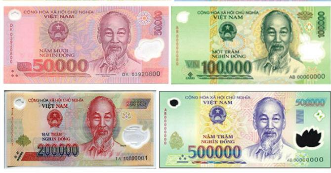 Tiền polymer Việt Nam với những ưu điểm vượt trội