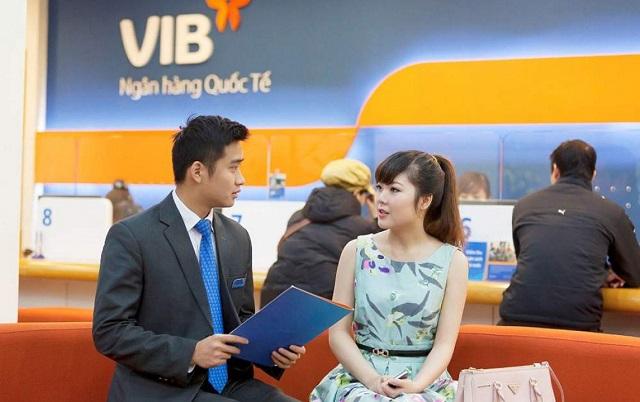 Đặt trọn niềm tin khi đầu tư vào ngân hàng VIB.