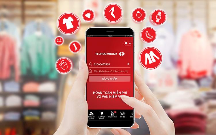 Internet Banking Techcombank là ứng dụng thiết thực với nhiều tính năng tiện lợi