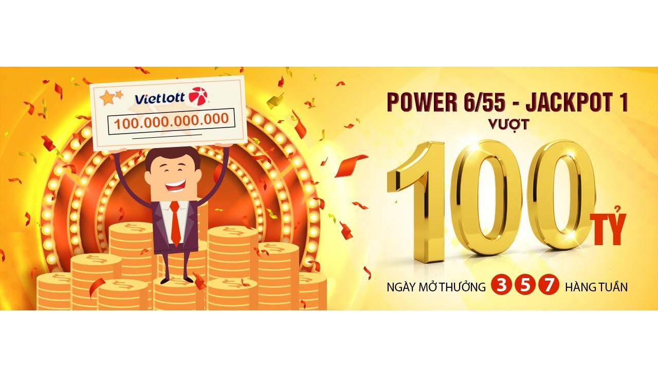 Tâm lý người chơi khi Jackpot 1 Power 6/55 vượt 100 tỷ đồng?