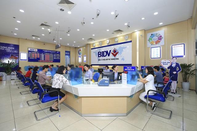 Kiểm tra số dư tài khoản BIDV tại phòng giao dịch