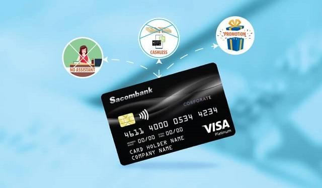 Sacombank hỗ trợ đang dạng các sản phẩm - dịch vụ