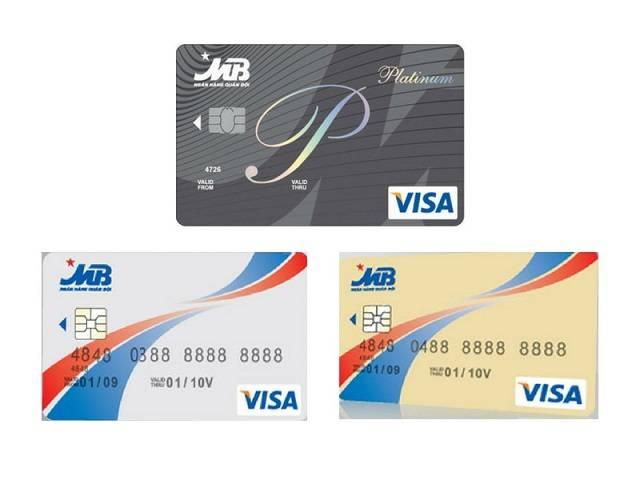 Thẻ tín dụng MB Visa