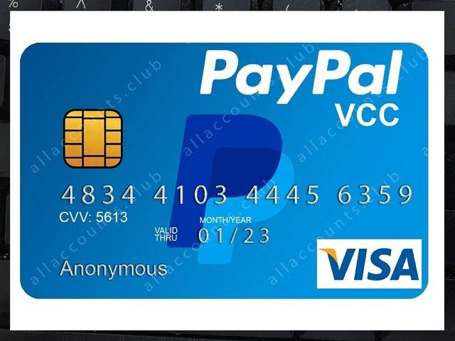 Tính năng của thẻ Visa ảo