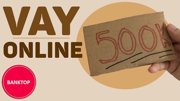 7+ Ứng dụng vay 500K online, nhận tiền qua thẻ ATM tốt nhất