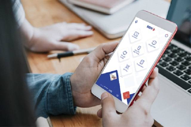dịch vụ sms banking bidc