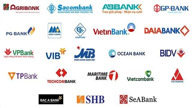 Danh sách các ngân hàng liên kết với Vietcombank