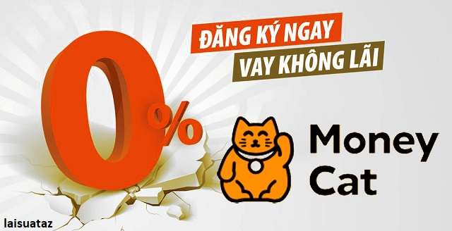 App vay tiền money cat