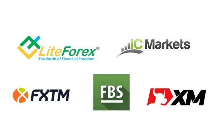 Danh sách các sàn Forex uy tín