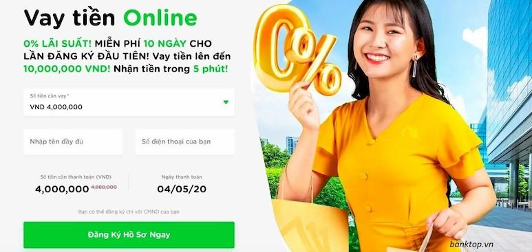 10+ Website vay tiền online nhanh cấp tốc 24/24 uy tín chỉ CMND! 22