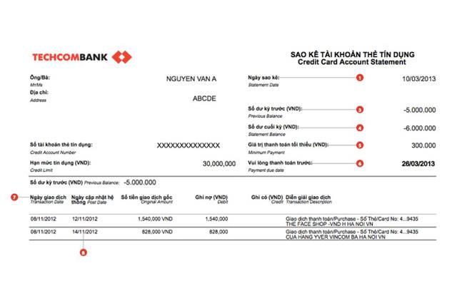 Sao kê tài khoản ngân hàng nhanh chóng và đơn giản như thế nào?