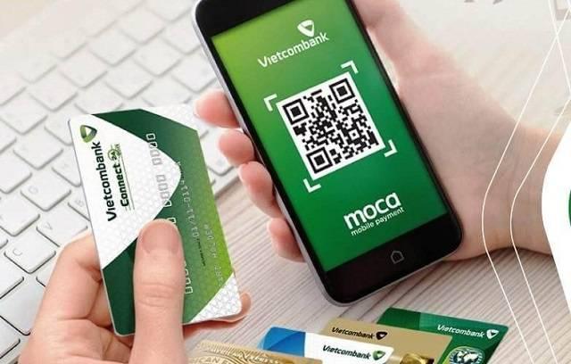 Tiện ích mở thẻ tiết kiệm Vietcombank online