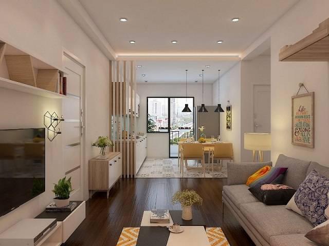 Tiện nghi nội thất của căn hộ đóng vai trò quan trọng trong quyết định chọn mua của khách hàng