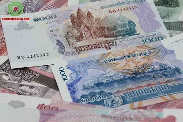Giới thiệu Riel - đơn vị tiền tệ của Campuchia