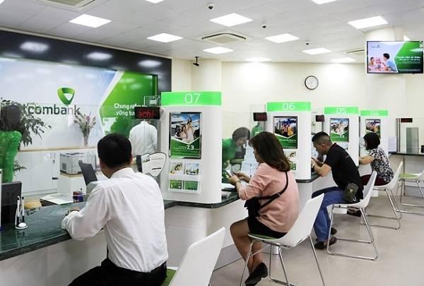 Vietcombank chuyển khoản được cho những ngân hàng nào?