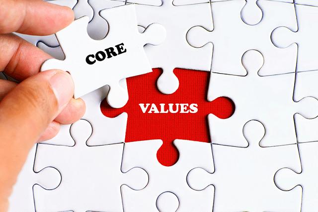Giá trị cốt lõi là gì?